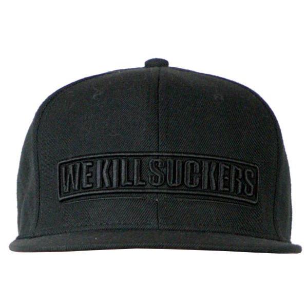 Bunker Kings Snapback- We Kill Suckers • Tri-City Extreme fdb10ed696a0